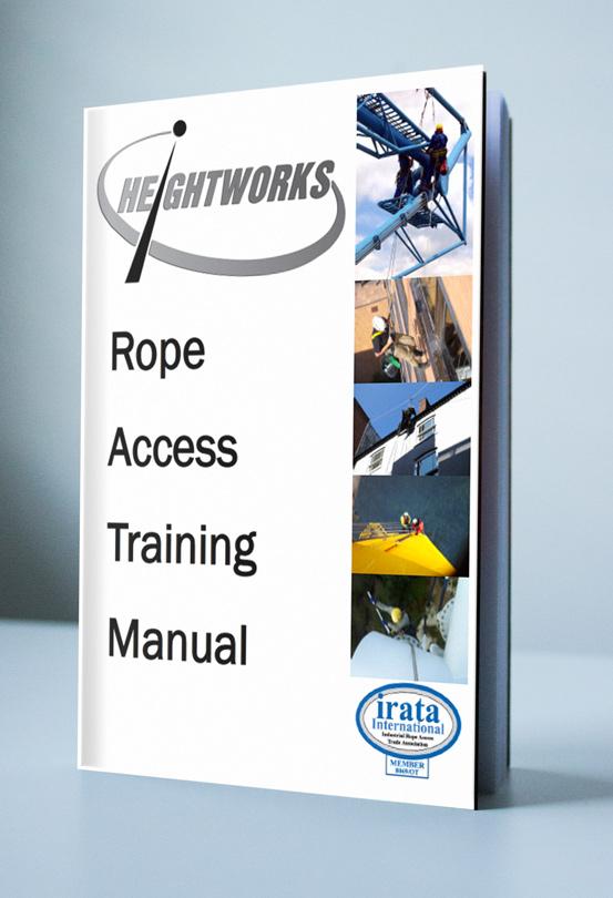 IRATA Rope Access Training Manual
